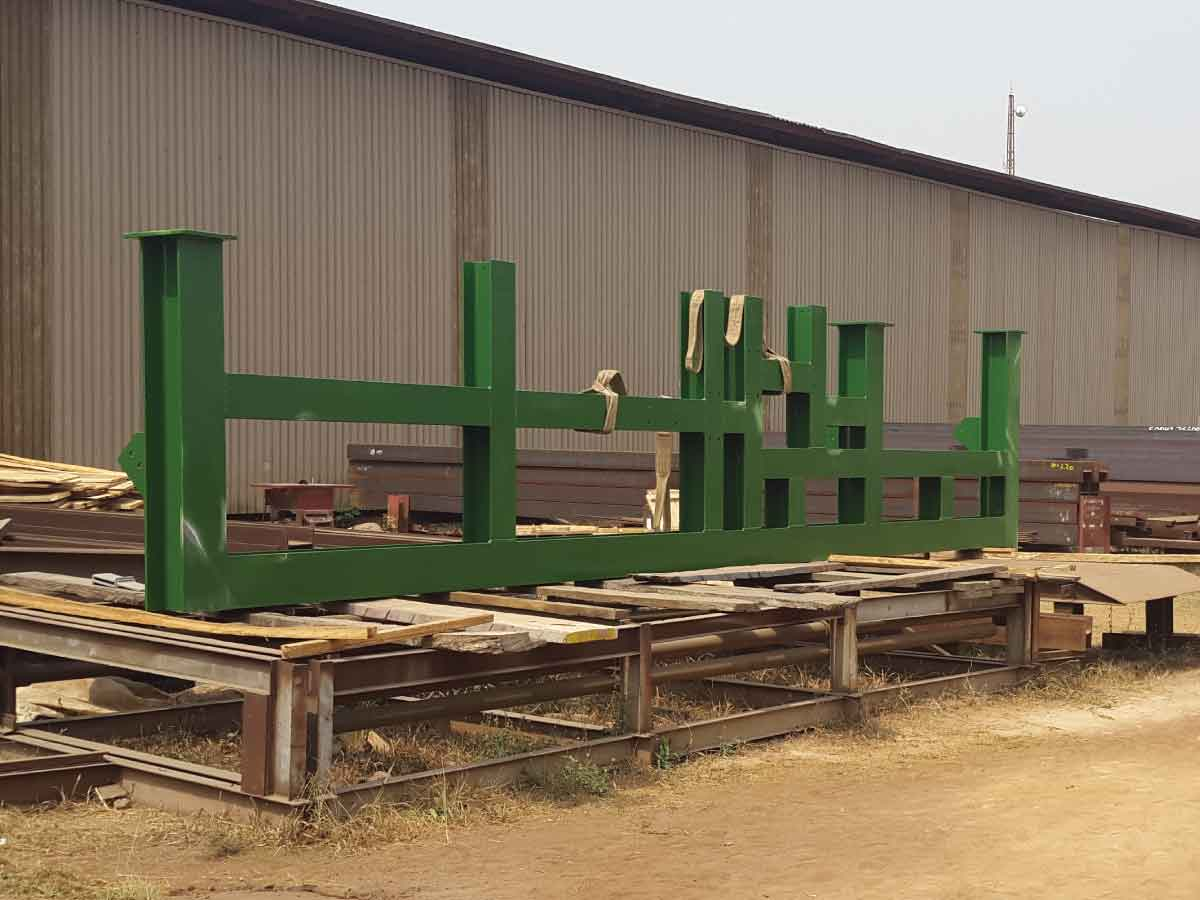 Projects - Nivafer Steel Construction Company